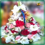 Elegant Flower Basket