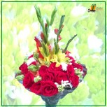 Flower Basket One