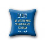 Papa I Love You Cushion