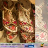 PE-SH-012 Traditional Ladies Shoes / Sandals
