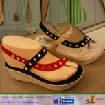 PE-SH-017 Traditional Ladies Shoes / Sandals