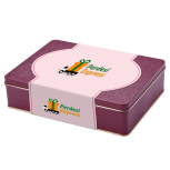 Sweets in Tin box